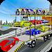 Cargo Bike Car Transport 3D