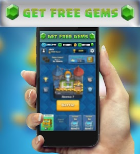 Download Cheat Gems for Clash Royale - Prank 3.1.1 APK