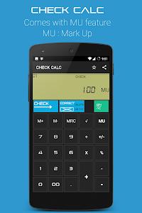 screenshot of Citizen Calculator GST version 6.4