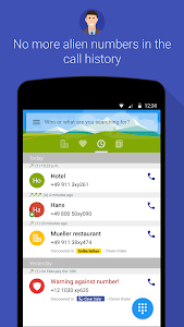Download Clever Dialer - spam caller ID 1.18.3 APK
