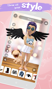 screenshot of Club Cooee - 3D Avatar, Chat & Party! version 1.8.93
