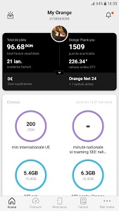 Download My Orange Romania 4.3.2 APK