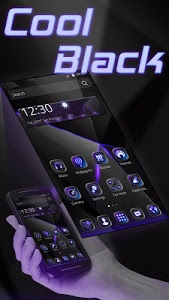 Download Cool Black Theme 1.1.40 APK