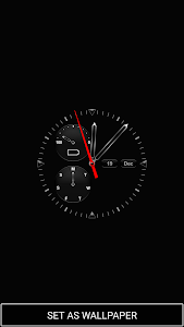 Download Cool Clock Live Wallpaper 1.4 APK