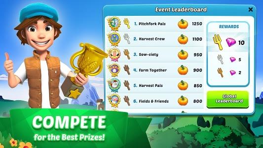 screenshot of Country Friends version 1.0.3d