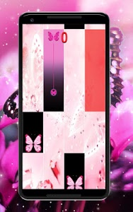Download Couverture Pink Cute Piano Tiles for girl 5.2 APK