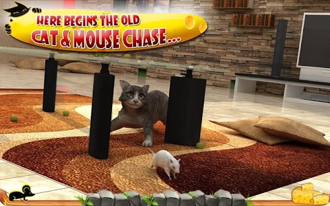 Download Crazy Cat vs. Mouse 3D 1.5 APK