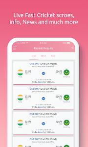 Download CricZoo - Fastest Cricket Live Line Score & News 1.2.3.2.1 APK