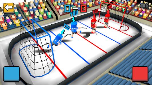 Download Cubic Hockey 3D 1.4 APK