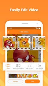 screenshot of DU Recorder – Screen Recorder, Video Editor, Live version 1.7.9.5