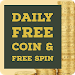 Download Daily Free Spin and Coins Link : Spin And Coins 3.3.0 APK
