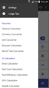 Download ClevCalc - Calculator 2.16.5 APK