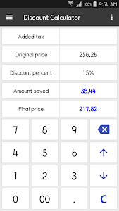 Download ClevCalc - Calculator 2.16.4 APK