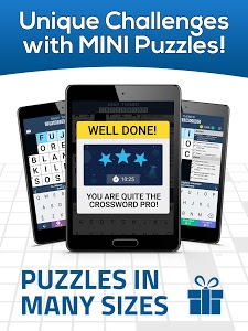 Download Daily Themed Crossword - A Fun crossword game 1.90.0 APK
