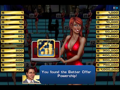 screenshot of Deal or No Deal version 2.1