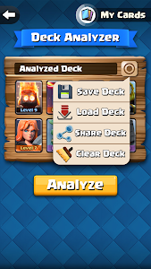 Download Deck Analyzer for CR 1.3.0 APK