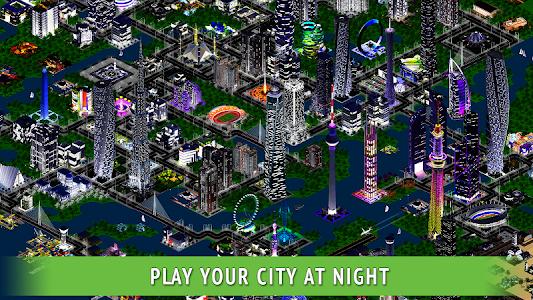 screenshot of Designer City: building game version 1.46