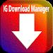 Download Download Manager For Instagram 1.0 APK