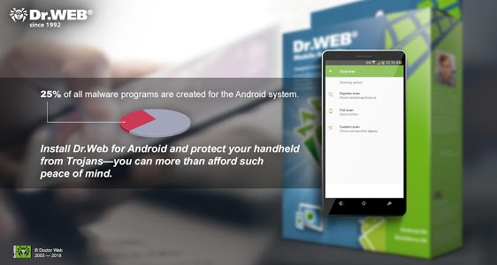 Download Anti-virus Dr.Web Light  APK