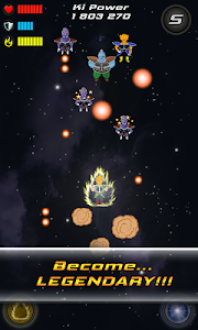 Download Dragon Galaxy Warrior 1.1 APK