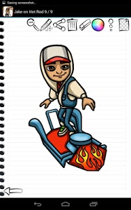 Download Draw Subway Surfers 1.01 APK