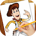 Download Drawing Lessons Toy Story 1.02 APK