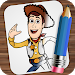 Download Drawing Toy Story 1.02 APK