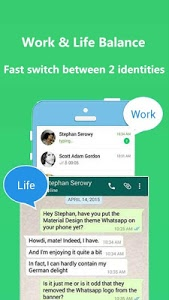 Download Dual account for WhatsApp 1.0.7 APK