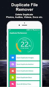 screenshot of Duplicate File Remover - Duplicate File Finder version 1.0.18