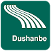 Download Dushanbe Map offline 1.76 APK