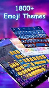 Download Emoji Keyboard - Theme,Sticker 185 APK