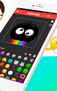 screenshot of Emoji Maker - Create your Photo Emojis & Stickers version 1.1.5.6