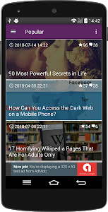 Download Dark Web - Enreto 2.1.1 APK