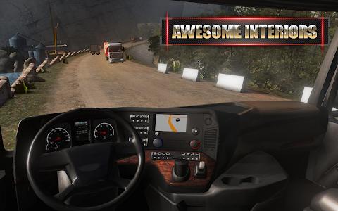 screenshot of Euro Truck Evolution (Simulator) version 2.3.0