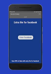 Download Extra Lite for Facebook 1.0 APK