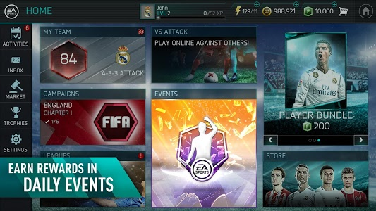 Download FIFA Soccer 10.6.00 APK