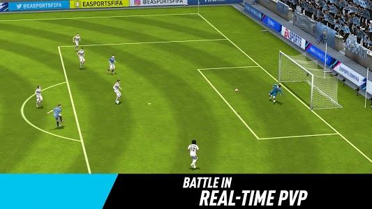 screenshot of FIFA Soccer version 12.2.03