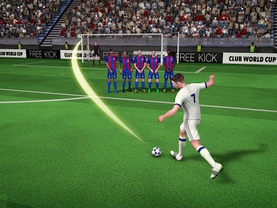 Download Free Kick Club World Cup 17 1.0.3 APK