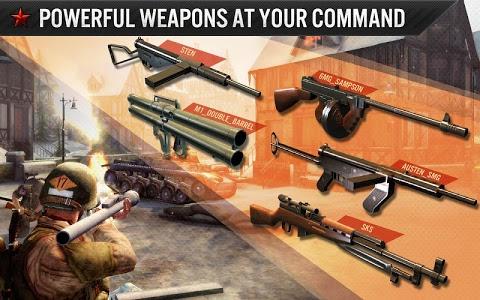 Download FRONTLINE COMMANDO: WW2 1.1.0 APK
