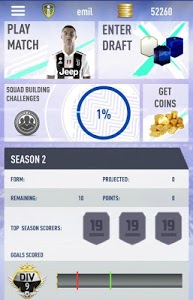 Download FUT 19 DRAFT / SEASONS SIMULATOR 50.0 APK