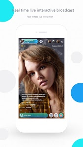 screenshot of Facecast - Live Video Chat version 1.5.0