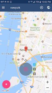 screenshot of Fake GPS JoyStick - Fly GPS GO version 1.15