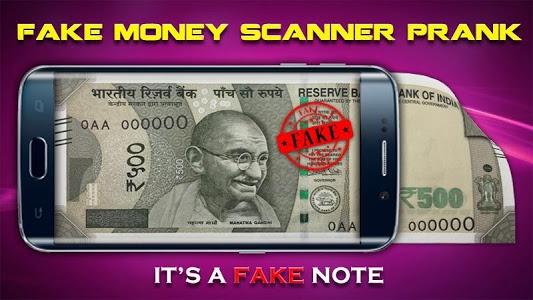 Download Fake Note Scanner Prank 1.7 APK