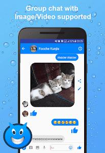 screenshot of Fakenger - Fake chat messages version 1.1.0