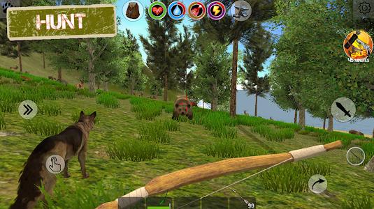 screenshot of Rusty Island Survival version 2.0