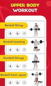 screenshot of Fat Burn Pocket workout version 1.0.3