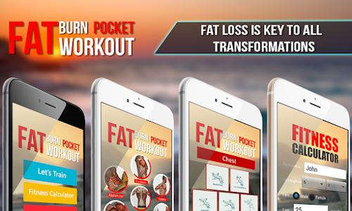 Download Fat Burn Pocket workout 1.0.3 APK