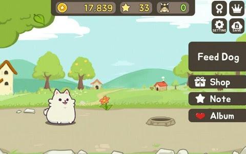screenshot of FeeDog version 1.22.2