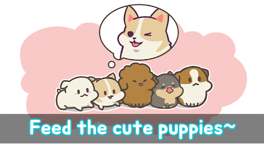 screenshot of FeeDog - Raising Puppies version 2.0.5