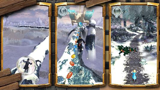 Download Final Run:Snow Temple 1.3 APK